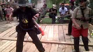 preview picture of video 'apauping,,,,,,tak gendong,,tai nyimbad ngan uwe ASUNG,,,,,,'