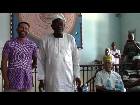 Charla sobre Olodumare parte 2/Lecture on Olodumare part 2
