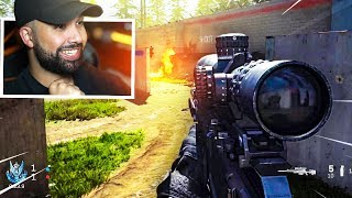 THIS NEW MAP IS AWESOME! - Call of Duty Modern Warfare (2V2 ALPHA)