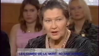 Simone VEIL témoigne des camps (2005)