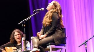 "Alanis Morissette - ""Precious Illusions"" - Live Nourse Theater, San Fran, CA, 3/28/2015 1080p HD"