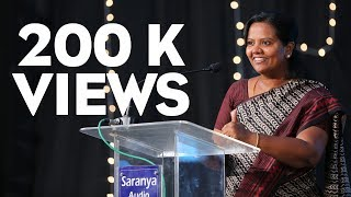 Dr.Parveen Sultana Speech at GVMC | Marutham 18 | Synapse 18 | GVMC