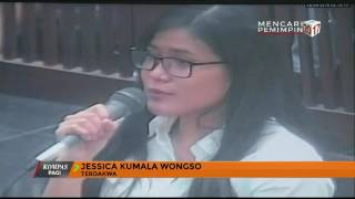 Hakim Desak Jessica Jelaskan Siapa yang Taruh Sianida