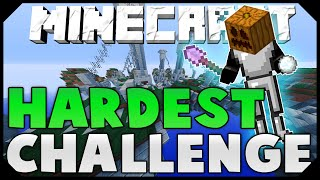 THE HARDEST CHALLENGE I'VE EVER DONE! ( Hypixel Skywars )