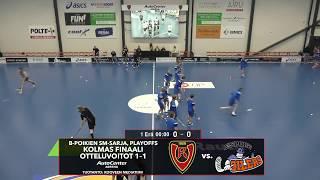 B-Pojat, 3. Finaali: Koovee - Oilers NG, LiveStream