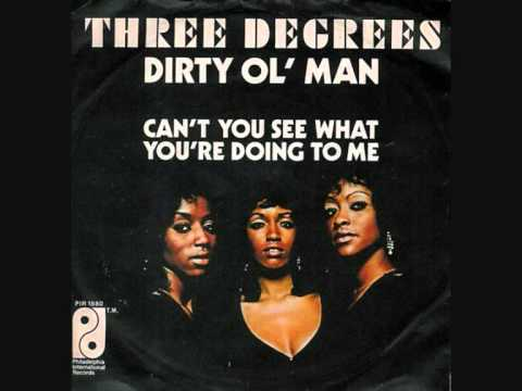 The Three Degrees - Can't You See What You're Doing To Me