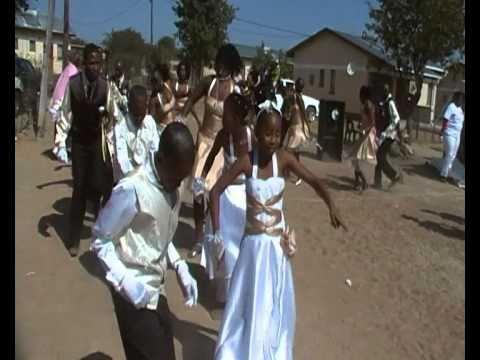 U gotta love a Botswana wedding!!! part 1.