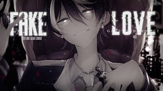 Nightcore ↬ fake love [NV]