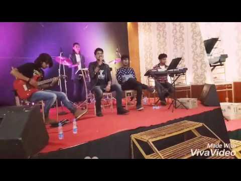 Sanam Re-live-Rock version-Sumit Kumar