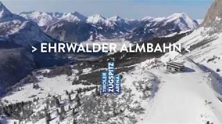 Ehrwalder Almbahn | Tiroler Zugspitz Arena