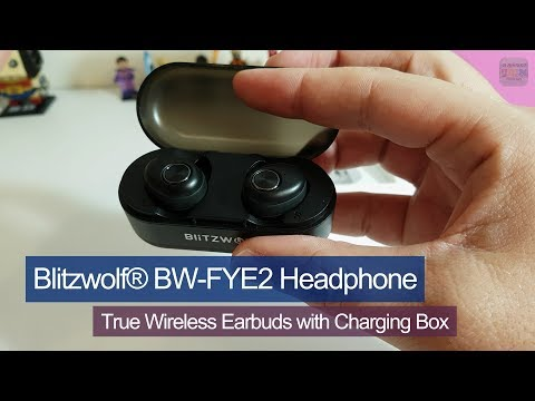 Review Blitzwolf® BW-FYE2 True Wireless Bluetooth 5.0 Headphone