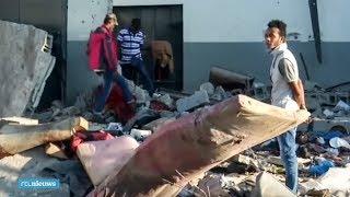 Tientallen doden door luchtaanval op migrantencentrum in Libië - RTL NIEUWS