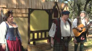 """Video thumbnail of """"""""Green Fields of France"""" & """"Wille McBride's Reply"""" ~ Three Pints Gone ~ 2012 Camelot Days"""""""