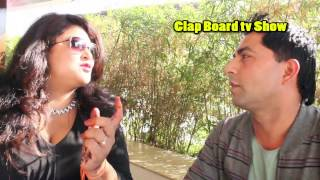 Popular Actress Jal Shah Interview with Rajan Ghimire, Clap Board TV Show