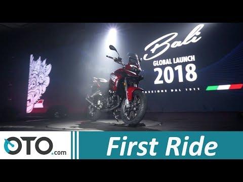 Benelli TRK251, 502C dan 752S | First Impression | Tiga Motor Baru untuk Pasar Global | OTO.com
