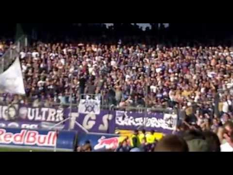 Auswärtsspiel unserer Austria gegen die Dosen vom 25.3.2012
