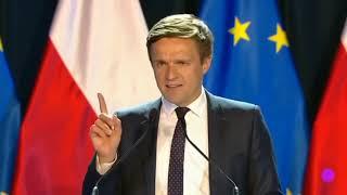 Leszek Jażdżewski - Przemówienie W Auditororium Maximum UW Donald Tusk 3 05 2019