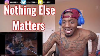 First Time Hearing... | Metallica   Nothing Else Matters | REACTION