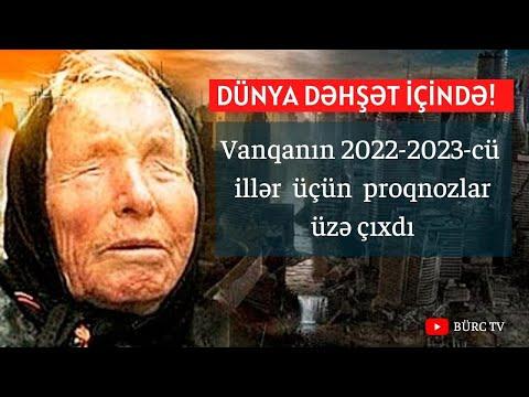 DÜNYA DƏHŞƏT İÇİNDƏ!  Vanqanın 2022-2023-cü illər üçün verdiyi bütün proqnozlar üzə çıxdı!
