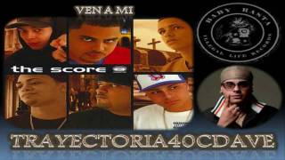 Ven A Mí Cheka The Score (Official Song HD)