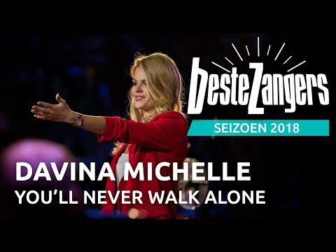 Davina Michelle - You'll never walk alone | Beste Zangers 2018 | JB Productions