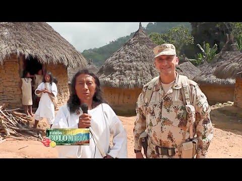 Ejército lleva bienestar a comunidad indígena