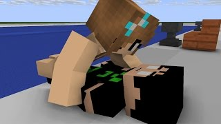 Love Story - Minecraft Animation