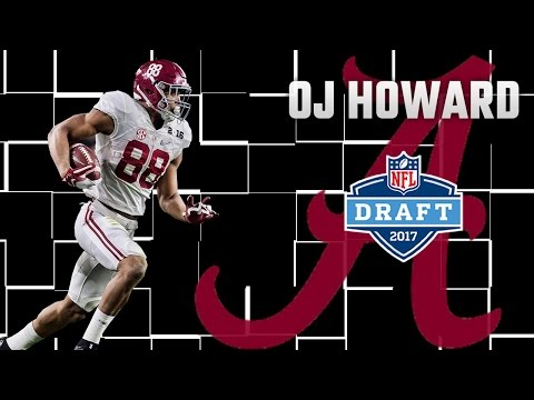 NFL Draft Profile: OJ Howard