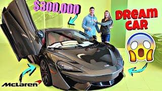 Buying My Boyfriend His Dream Car! It was $300,000