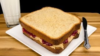 Giant Peanut Butter And Jelly Sandwich Cake From Cookies Cupcakes And Cardio