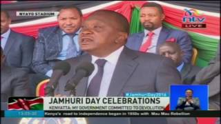 Keep off Kenyan elections, Uhuru tells foreign countries - VIDEO
