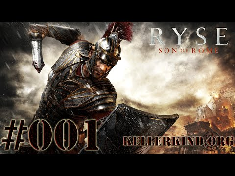 Ryse: Son of Rome [HD|60FPS] #001 - Nero burning Rom ★ Let's Play Ryse