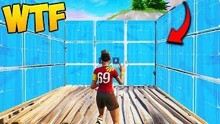 *WORLD'S FASTEST* EDITOR! - Fortnite Funny Fails and WTF Moments! #528
