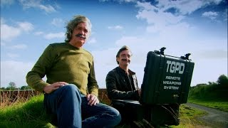 Top Gear Police Chase Challenge! | Top Gear | Series 21 | BBC