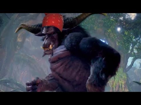MHWI - The Tempered Rajang Experience