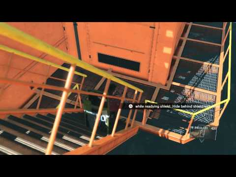 Metal Gear Solid V - Mother Base Tour (Before Upgrades) Supply Drops, Soldiers Gossip, Staff Morale
