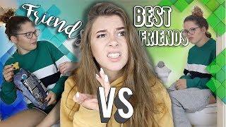 FRIENDS VS BEST FRIENDS! - (Ft. Heyit'sMaya) || Georgia Productions