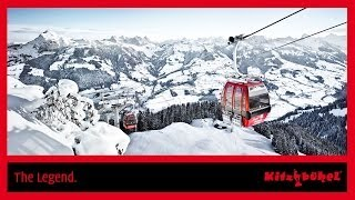 Promo video Tourismusverband Kitzbühel
