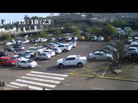 Dubbele motor berowing in Hillcrest Natal