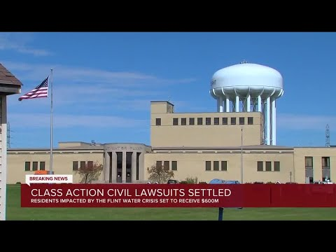 Major settlement 'imminent' in Flint Water Crisis class action lawsuits