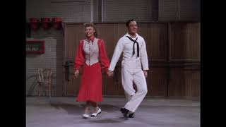 Main Street - Gene Kelly And Vera-Ellen