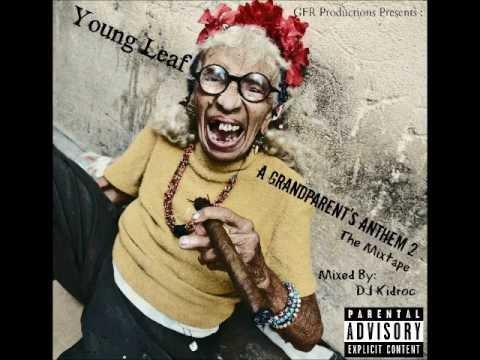 Young Leaf - I'm Weird (Feat. FrankyAllegheny) (Prod by. LilTrayBeatz)