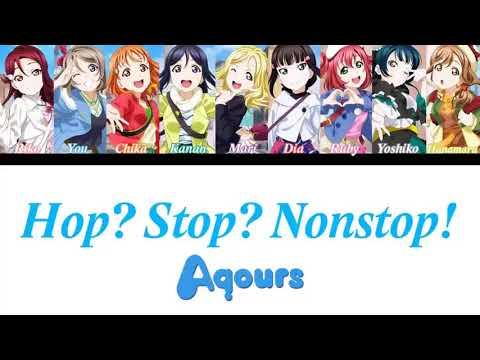 Hop stop nonstop aqours Mp3 Song Download - DOWNLMUSIC
