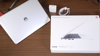 Huawei Matebook D Laptop Unboxing and Giveaway! Best Back To School Laptop?