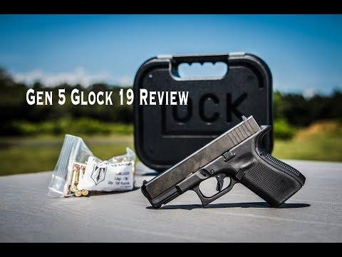 The Honest Review of the Gen 5 Glock 19