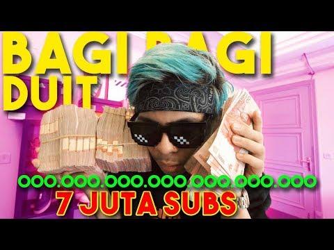DUIT PARTY 7 JUTA SUBS!!? Wajib Nonton Sampe Habisss