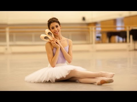 Watch: How The Royal Ballet dancers prepare their pointe shoes