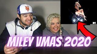 Miley Cyrus - Midnight Sky VMAs 2020 | COUPLE REACTION VIDEO