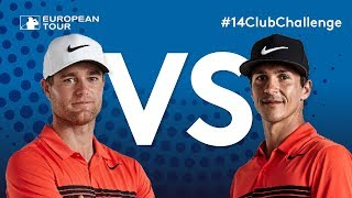 The 14 Club Challenge - Bjerregaard vs Olesen