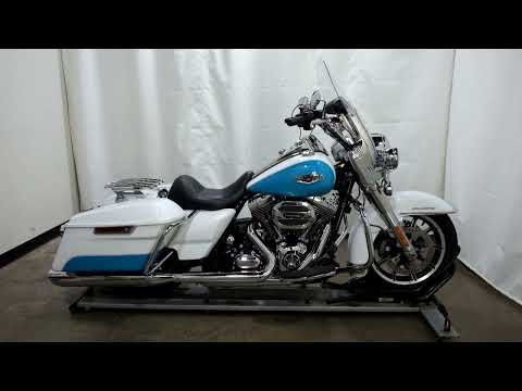 2016 Harley-Davidson Road King® in Eden Prairie, Minnesota - Video 1